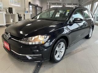 Used 2019 Volkswagen Golf Sportwagen AWD 4Motion 1.8TSI for sale in Ottawa, ON