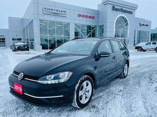 Used 2019 Volkswagen Golf Sportwagen 1.8 TSI Highline for sale in Ottawa, ON