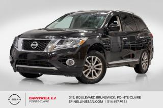 Used 2015 Nissan Pathfinder SL AWD AWD / CUIR / CAMERA / SMART KEY / MAGS 18'' for sale in Montréal, QC