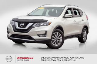 Used 2017 Nissan Rogue SV FWD FWD / CAMERA DE RECUL / SIEGES CHAUFFANTS for sale in Montréal, QC