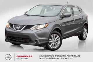 Used 2018 Nissan Qashqai SV FWD FWD / ANGLES MORTS / CAMERA DE RECUL / BLUETOOTH / TOIT for sale in Montréal, QC