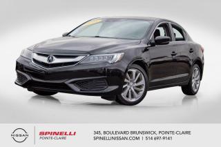 Used 2016 Acura ILX 2.4 TRES BACK KM / CAMERA DE RECUL / SIEGES CUIR ET TISSUS  / TOIT OUVRANT for sale in Montréal, QC