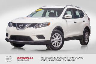 Used 2016 Nissan Rogue S FWD BLUETOOTH / CAMERA / MP3 PLAYER for sale in Montréal, QC