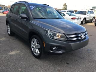 Used 2016 Volkswagen Tiguan COMFORTLINE for sale in Gatineau, QC