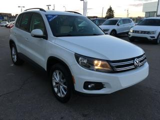 Used 2014 Volkswagen Tiguan COMFORTLINE for sale in Gatineau, QC