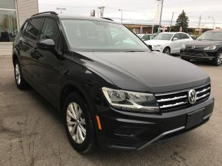 Used 2019 Volkswagen Tiguan Trendline 2.0 8sp at w/Tip 4M for sale in Gatineau, QC