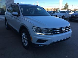 Used 2018 Volkswagen Tiguan Trendline 2.0T 8sp at w/Tip for sale in Gatineau, QC