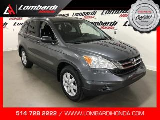 Used 2011 Honda CR-V LX|TRACTION INTEGRALE| for sale in Montréal, QC