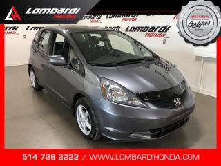 Used 2014 Honda Fit LX|ASSIST.ROUT.04/19/2023| for sale in Montréal, QC