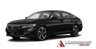 Used 2020 Honda Accord Sport BM VEHICULE NEUF  for sale in Montréal, QC