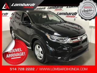 Used 2017 Honda CR-V TOURING AWD NAVI CUIR  for sale in Montréal, QC