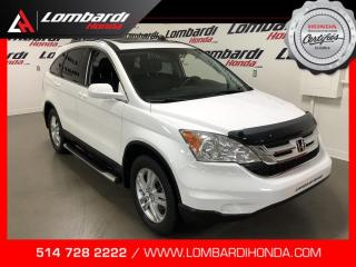Used 2011 Honda CR-V EX-L|AWD|CUIR|TOIT| for sale in Montréal, QC