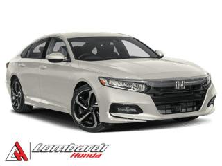 Used 2020 Honda Accord Sport BM|VEHICULE NEUF| for sale in Montréal, QC