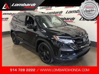 Used 2020 Honda Pilot BLACK EDITION|DEMO| for sale in Montréal, QC