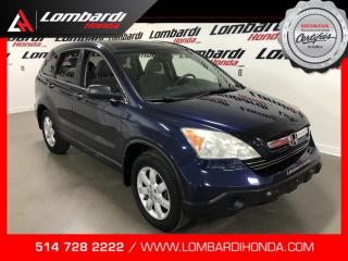Used 2008 Honda CR-V EX|AWD|TOIT| for sale in Montréal, QC