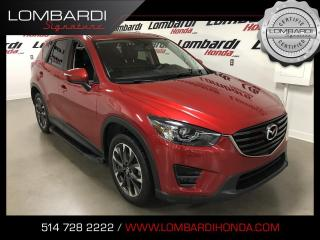 Used 2016 Mazda CX-5 GT|AWD|NAVI|CUIR|TOIT| for sale in Montréal, QC