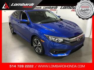 Used 2016 Honda Civic EX-T|AUTOMATIQUE|TOIT| for sale in Montréal, QC