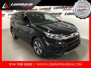 Used 2017 Honda CR-V LX|CAM|BLUETOOTH| for sale in Montréal, QC