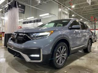 Used 2020 Honda CR-V TOURING DÉMONSTRATEUR PNEUS D'HIVER for sale in Rouyn-Noranda, QC