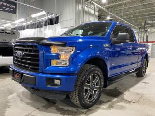 Used 2016 Ford F-150 4WD SuperCab 145  XLT for sale in Rouyn-Noranda, QC