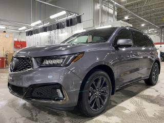 Used 2020 Acura MDX A-Spec for sale in Rouyn-Noranda, QC