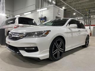 Used 2017 Honda Accord 4dr V6 Auto Touring for sale in Rouyn-Noranda, QC
