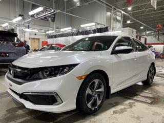 Used 2020 Honda Civic LX 4D CVT DÉMONSTRATEUR for sale in Rouyn-Noranda, QC