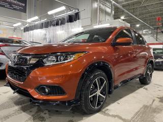 Used 2019 Honda HR-V Sport for sale in Rouyn-Noranda, QC