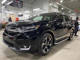 Used 2018 Honda CR-V Touring AWD for sale in Rouyn-Noranda, QC