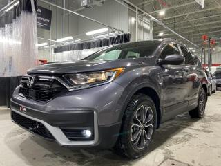 Used 2020 Honda CR-V EX-L DÉMONSTRATEUR PNEUS D'HIVER for sale in Rouyn-Noranda, QC