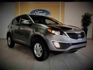 Used 2013 Kia Sportage LX - A/C - MAGS - SIEGES CHAUFFANTS - BA for sale in Drummondville, QC