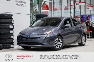 Used 2018 Toyota Prius TECHNOLOGY TECH PKG! for sale in Lachine, QC