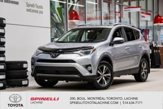 Used 2017 Toyota RAV4 XLE XLE AWD! for sale in Lachine, QC