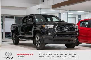 Used 2019 Toyota Tacoma TRD SPORT TRD SPORT! BAS MILEAGE! for sale in Lachine, QC