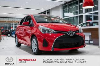 Used 2017 Toyota Yaris LE BAS MILEAGE! for sale in Lachine, QC