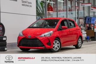 Used 2019 Toyota Yaris Hatchback LE COMME NEUF! for sale in Lachine, QC