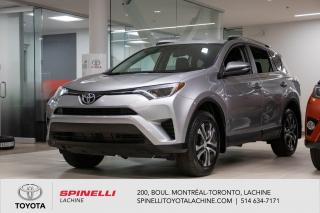 Used 2016 Toyota RAV4 LE FWD! for sale in Lachine, QC