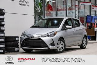 Used 2018 Toyota Yaris Hatchback LE BAS MILEAGE! for sale in Lachine, QC