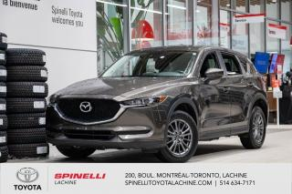 Used 2018 Mazda CX-5 GS TOIT OUVRANT! GS AWD! for sale in Lachine, QC