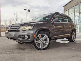 Used 2013 Volkswagen Tiguan Volkswagen Tiguan R Line Highline 4Motio for sale in St-Lazare, QC