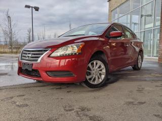 Used 2015 Nissan Sentra Berline 4 portes, CVT SV for sale in St-Lazare, QC