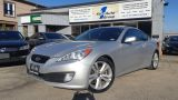 Photo of Silver 2011 Hyundai Genesis Coupe