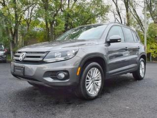Used 2016 Volkswagen Tiguan Comfortline 4 portes 4MOTION BA for sale in St-Lazare, QC