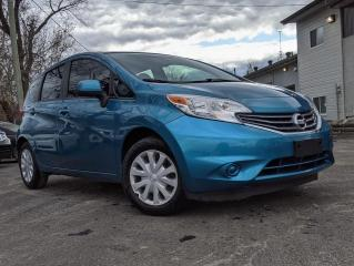 Used 2014 Nissan Versa Note 2014 Versa Note SV, Auto, A/C, Bluetooth for sale in St-Lazare, QC