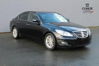 Used 2009 Hyundai Genesis 4dr Sdn V6 for sale in Courtenay, BC