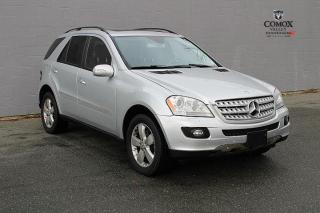 Used 2006 Mercedes-Benz ML-Class 4dr 4MATIC 5.0L for sale in Courtenay, BC