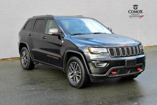 Used 2017 Jeep Grand Cherokee 4WD 4dr Trailhawk for sale in Courtenay, BC