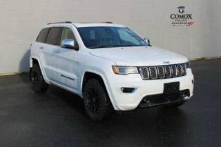 Used 2018 Jeep Grand Cherokee OVERLAND 4X4 for sale in Courtenay, BC