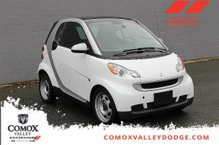 Used 2011 Smart fortwo 2dr Cpe Pure for sale in Courtenay, BC