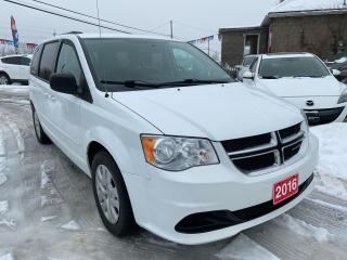 Used 2016 Dodge Grand Caravan SXT for sale in Gloucester, ON